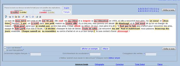 BonPatron, le correcteur d'orthographe indispensable