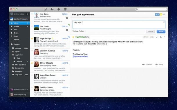 Et si l'avenir du web social était dans l'e-mail ?