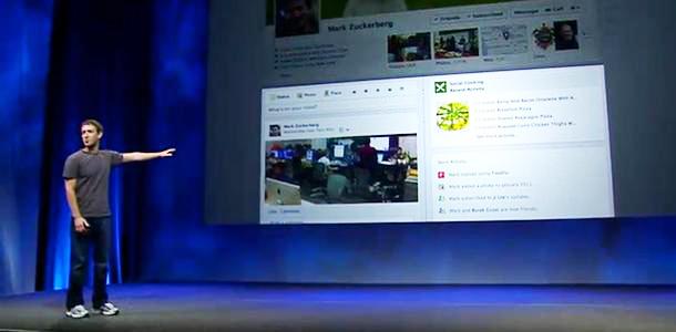 Facebook : 20 millions de français actifs par mois