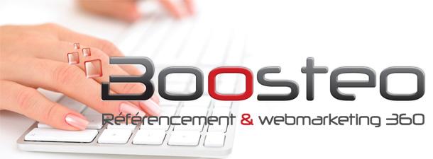 Boosteo, une agence pour votre référencement