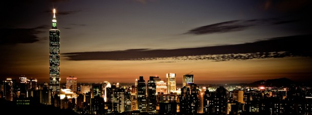C'est beau une ville la nuit