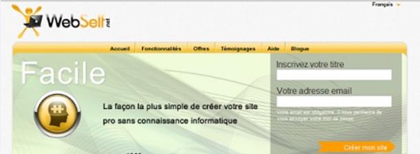 Webself : créez votre site internet facilement